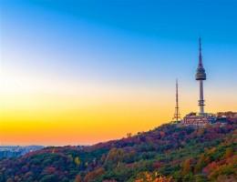 Seoul và những điểm check in đẹp nhất trong tháng 11
