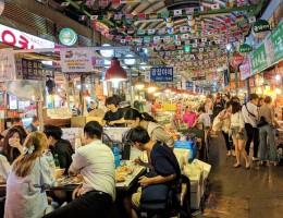 Những địa điểm ăn uống lý tưởng ở Seoul