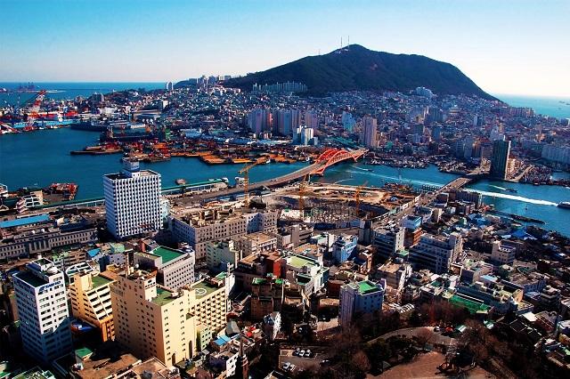 Vé máy bay đi Busan (PUS) Hàn Quốc giá rẻ