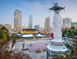 Vé máy bay đi Seoul (Incheon) Hàn Quốc giá rẻ