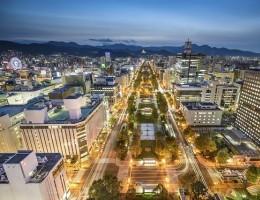 Vé máy bay đi Sapporo (CST) Nhật Bản giá rẻ